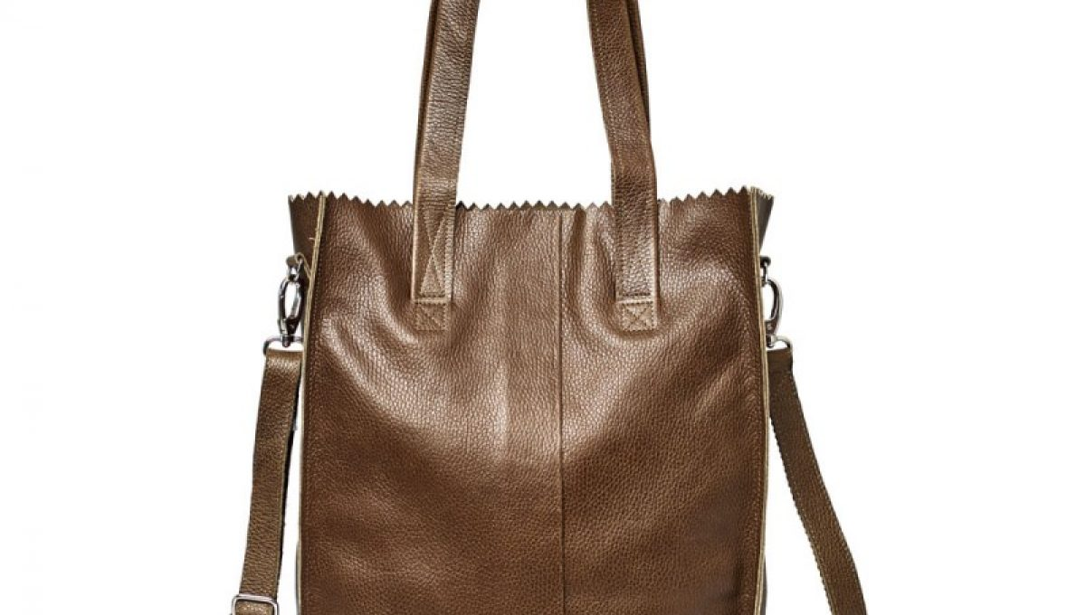 MY PAPER BAG Deluxe office rambler brandy