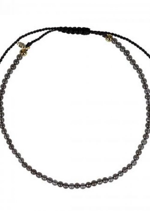 570 A Mini Rocks Pull Bracelet 04 Smokey Quartz