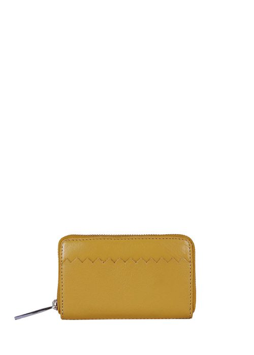 MY CARRY BAG Wallet Medium (RFID) - seville ocher