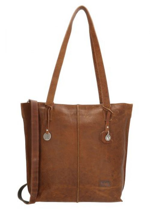 01 shopper cognac