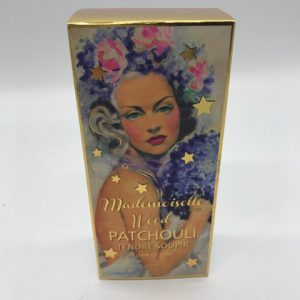 Patchouli tendre soupir parfum Miss Wood
